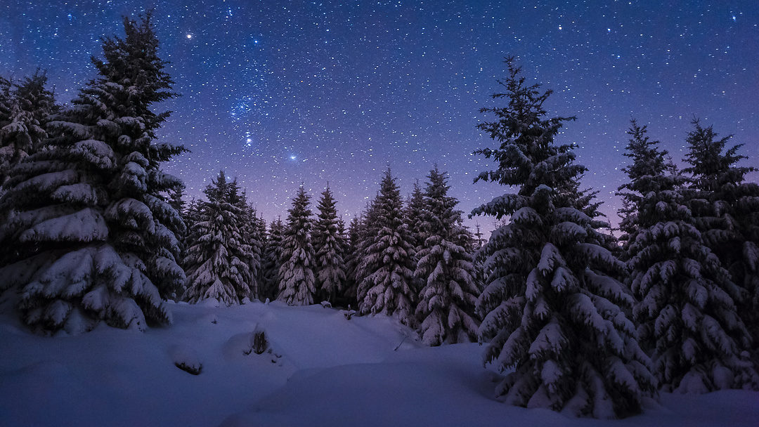 Nachtfotografie in Deutschland