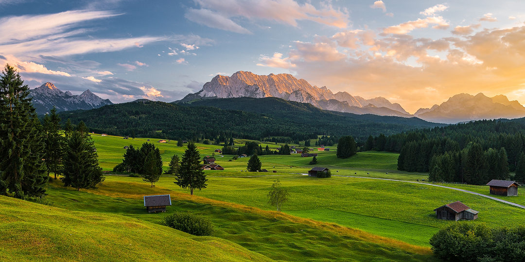 Alpine Landschaften Fotografieren