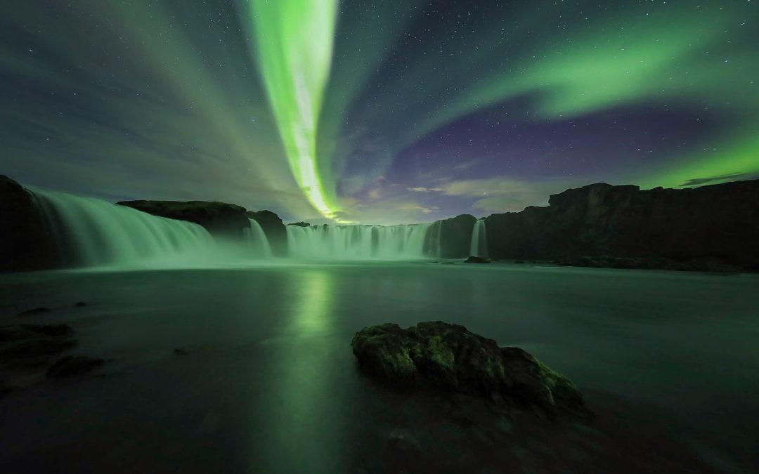 Polarlichter richtig fotografieren