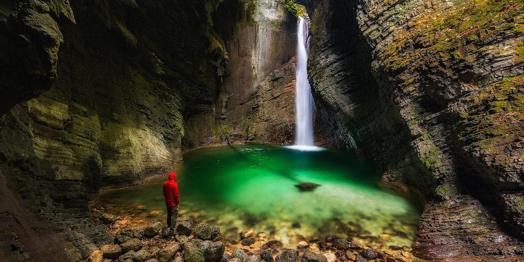"""Wildes Slowenien """"Wasserschauplätze im Soca Tal"""""""