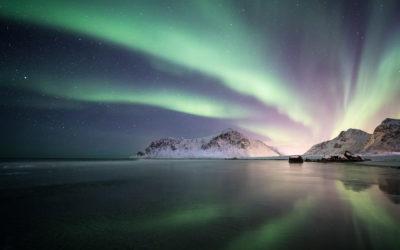 Ausrüstung / Winter am Polarkreis