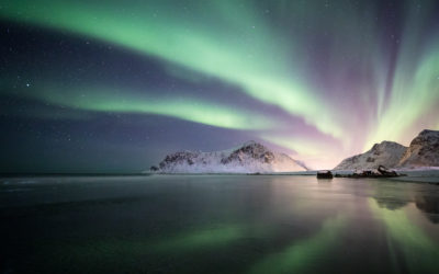 Ausrüstungscheck / Winter am Polarkreis