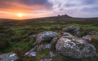 Dartmoor und Exmoor Nationalpark