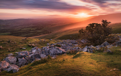 Bildpräsentation: Brecon Beacons