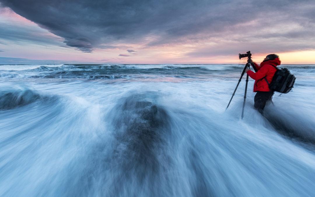 Fotografie am Wasser