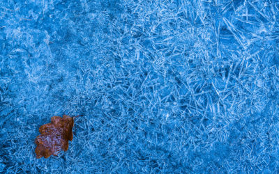 Bildpräsentation: Eisstrukturen