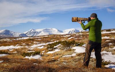 Interview mit Naturfotograf Florian Warnecke (Video)