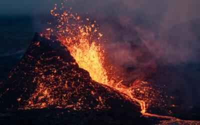 Abenteuer am Vulkan