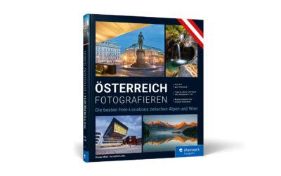 """Foto-Location Buch """"Österreich Fotografieren"""""""