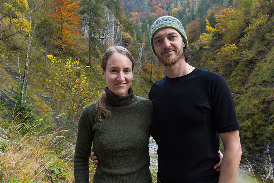 "Interview ""Christine Sonvilla & Marc Graf"""